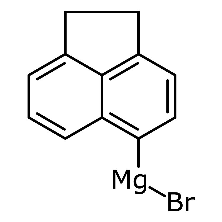 (1,2-Dihydroacenaphthylen-5-yl)magnesium bromide, 0.5 M in THF