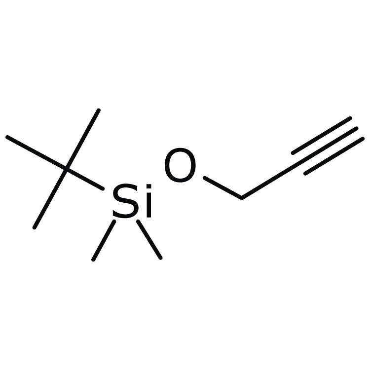 tert-Butyldimethyl(prop-2-ynyloxy)silane