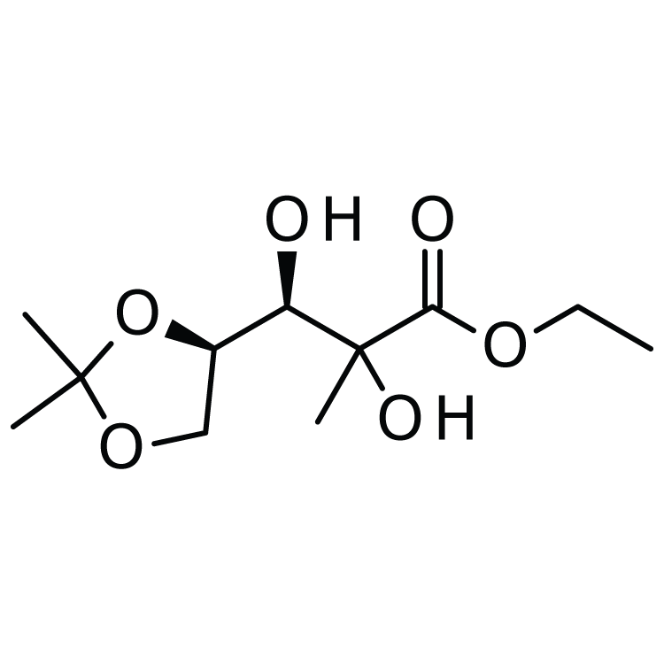 4,5-O-isopropylidene-2-C-methyl-D-arabinonate