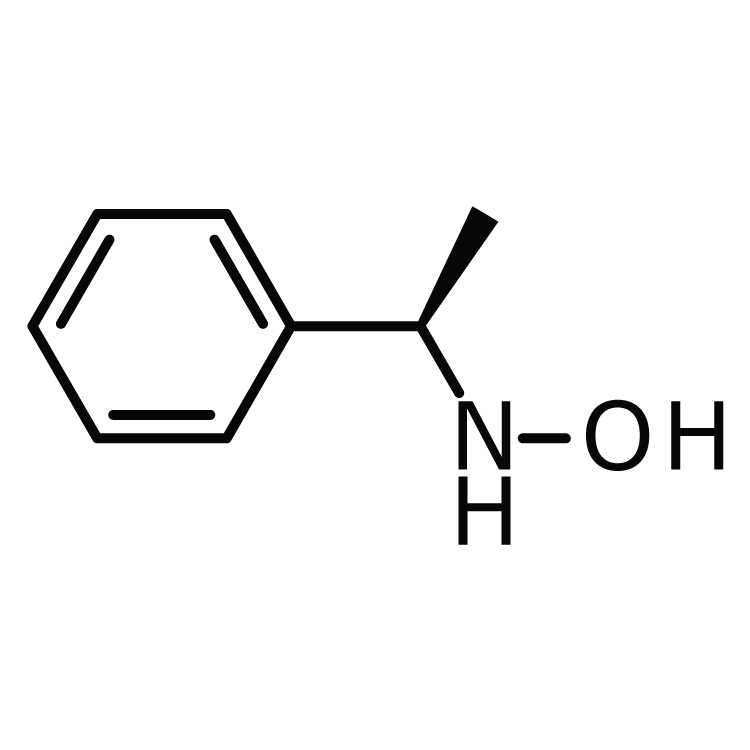 N-[(1R)-1-phenethyl]hydroxylamine