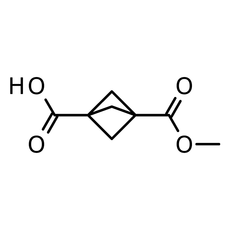 3-Methoxycarbonylbicyclo[1.1.1]pentane-1-carboxylic acid