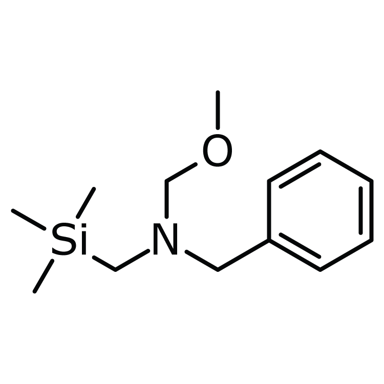 N-Methoxymethyl-N-(trimethylsilylmethyl)benzylamine