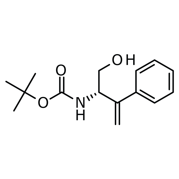 tert-Butyl N-[(1S)-1-(Hydroxymethyl)-2-phenylallyl]carbamate