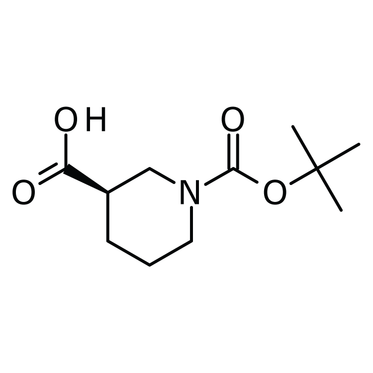 (R)-1-Boc-piperidine-3-carboxylic acid