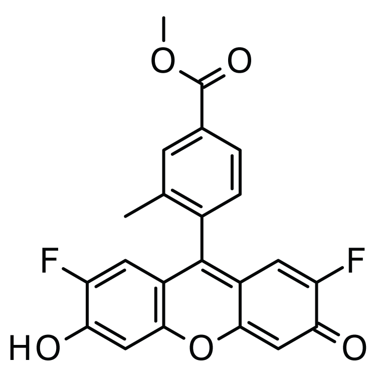 4-Carboxy-Pennsylvania Green methyl ester - [C1300]
