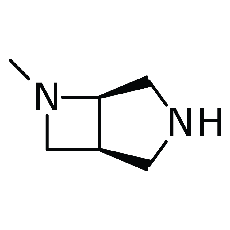 (1S,5R)-6-Methyl-3,6-diazabicyclo[3.2.0]heptane