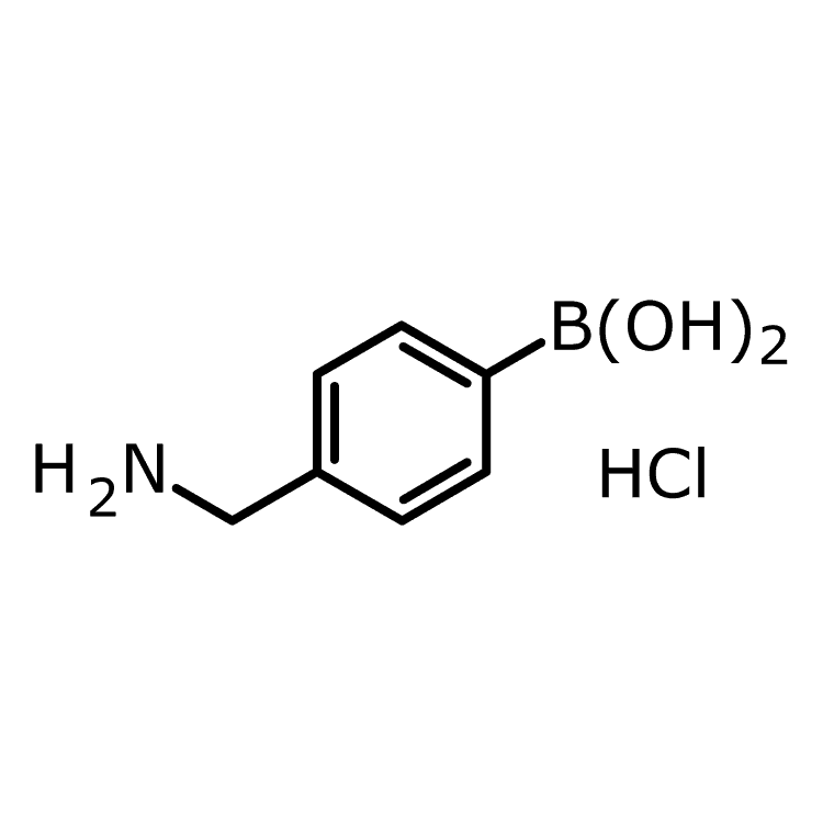 4-Aminomethylphenylboronic acid, hydrochloride
