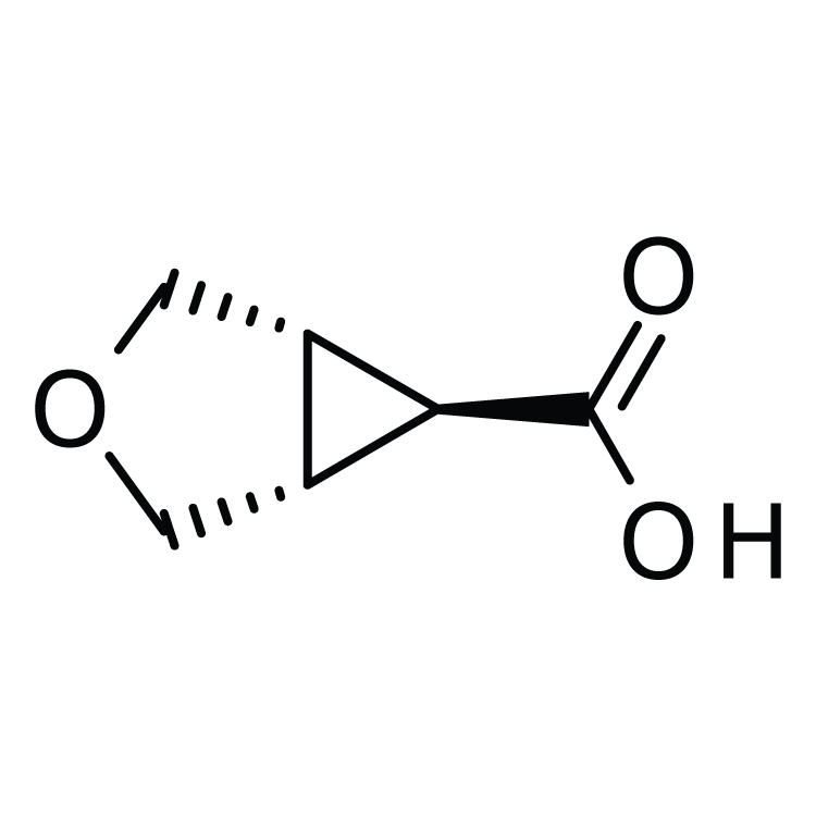 trans-3-Oxabicyclo[3.1.0]hexane-6-carboxylic acid