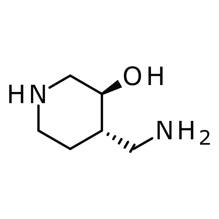 trans-4-Aminomethyl-3-hydroxypiperidine