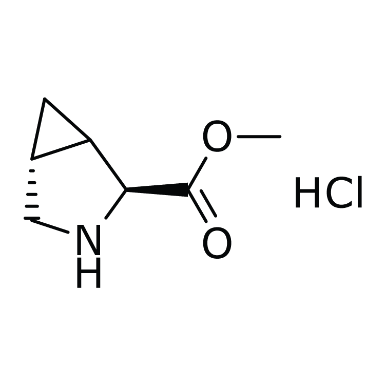 (1R,2R,5S)-rel-3-Azabicyclo[3.1.0]hexane-2-carboxylate hydrochloride