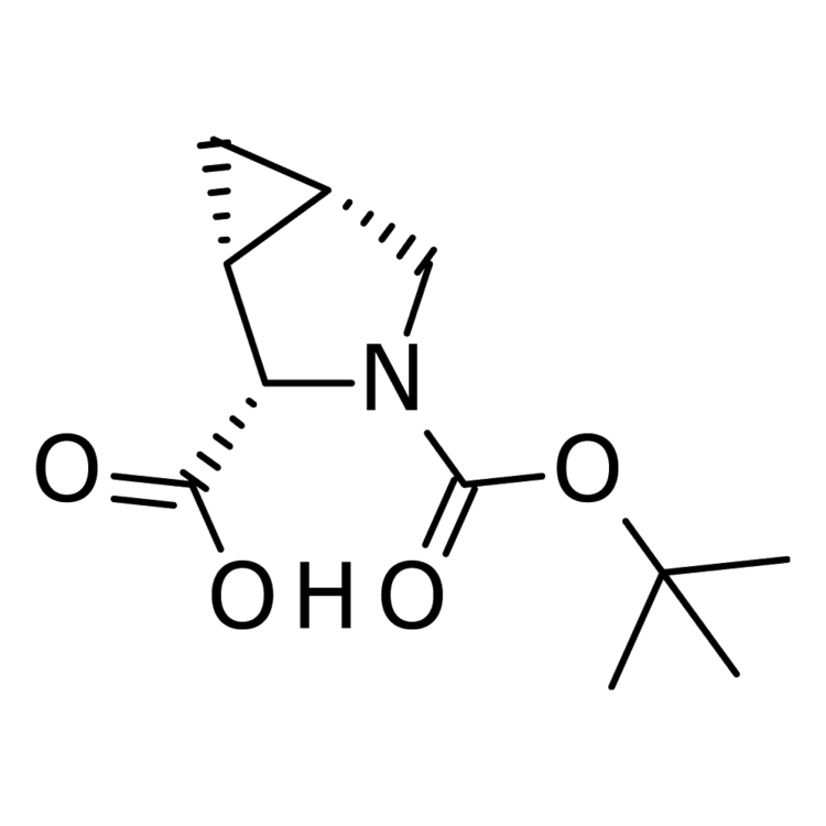 (1R,2S,5S)-rel-3-[(tert-butoxy)carbonyl]-3-azabicyclo[3.1.0]hexane-2-carboxylic acid