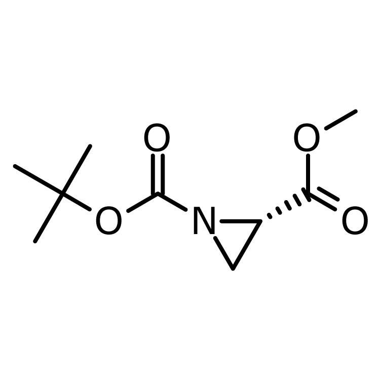 1-tert-butyl 2-methyl (2S)-aziridine-1,2-dicarboxylate