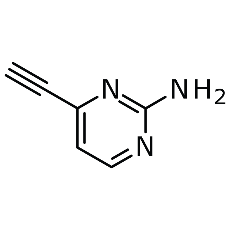 4-Ethynyl-2-pyrimidinamine