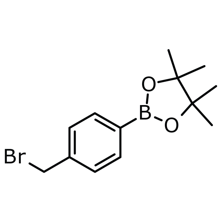4-Bromomethylphenylboronic acid, pinacol ester