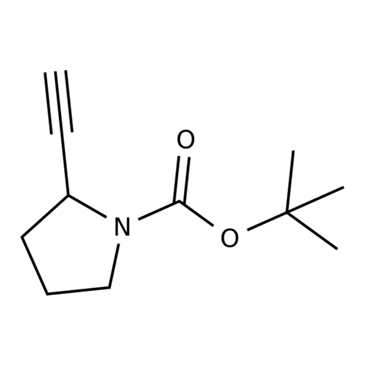 tert-butyl 2-ethynylpyrrolidine-1-carboxylate