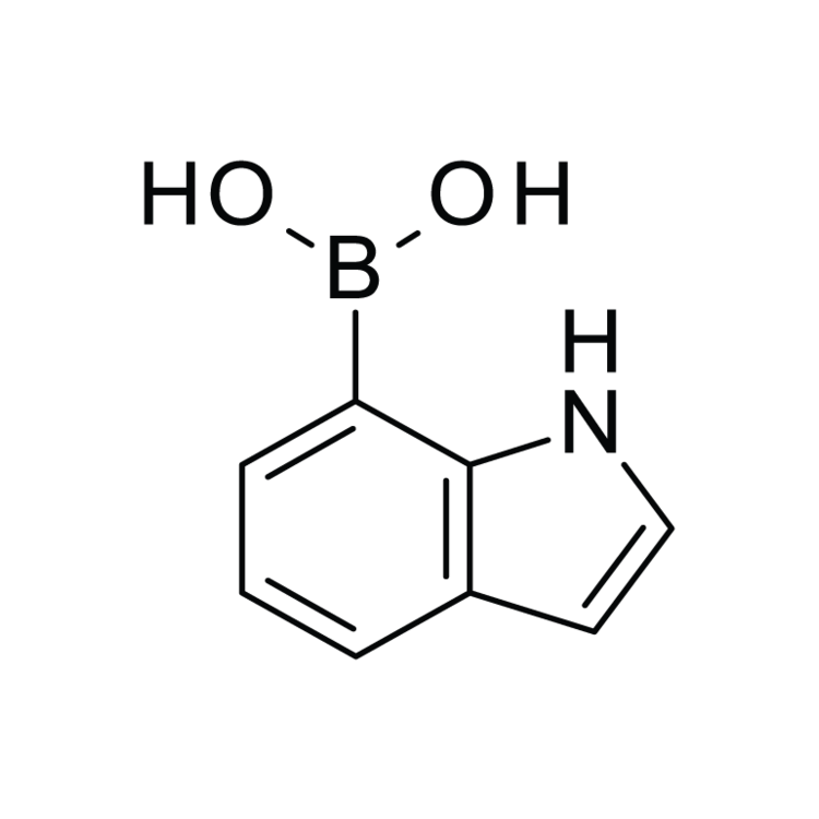 (1H-indol-7-yl)boronic acid
