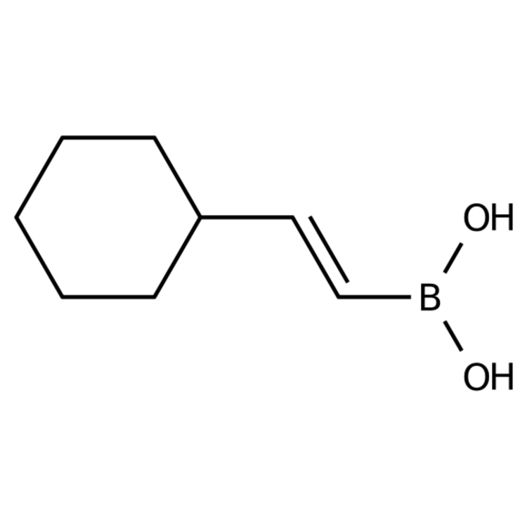 [(E)-2-cyclohexylethenyl]boronic acid