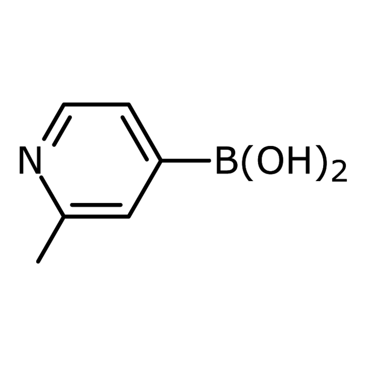 2-Methylpyridine-4-boronic acid