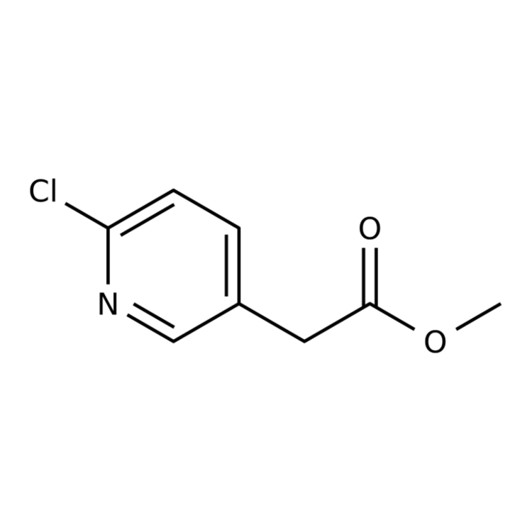Methyl 2-(6-chloropyridin-3-yl)acetate