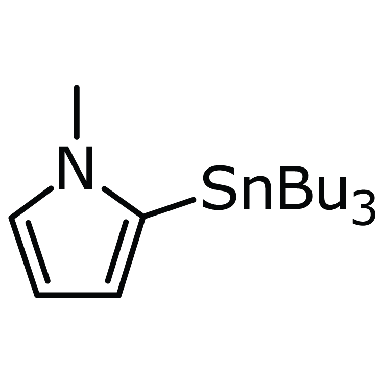 1-Methyl-2-(tributylstannyl)pyrrole
