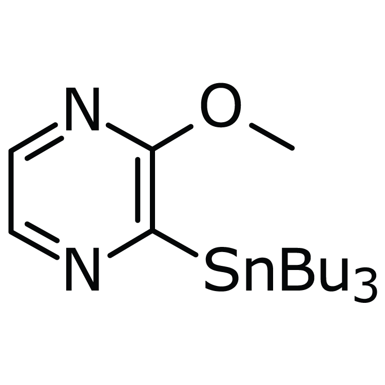 2-Methoxy-3-(tributylstannyl)pyrazine
