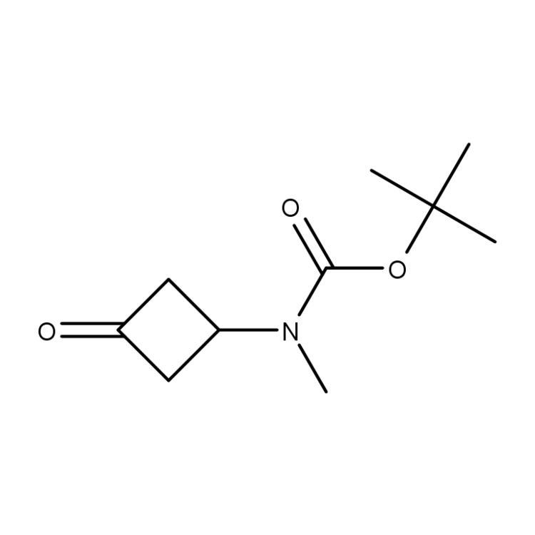 tert-butyl N-methyl-N-(3-oxocyclobutyl)carbamate