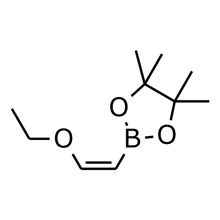 (Z)-1-Ethoxyethene-2-boronic acid pinacol ester
