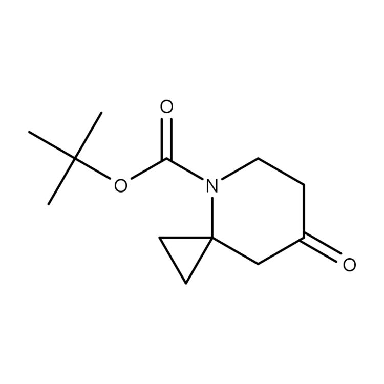 tert-butyl 7-oxo-4-azaspiro[2.5]octane-4-carboxylate