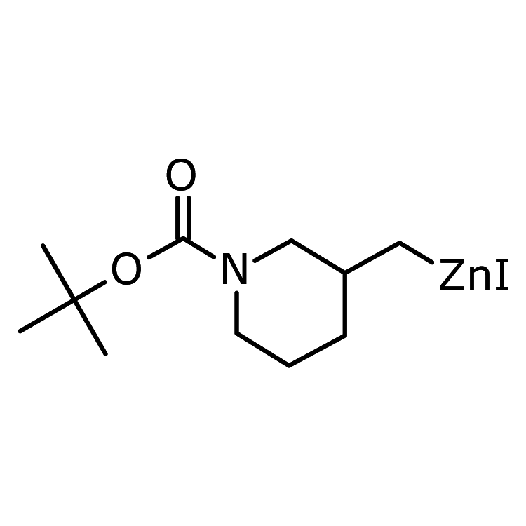 (1-tert-Butoxycarbonyl-3-piperidyl)methylzinc iodide, 0.5M in THF