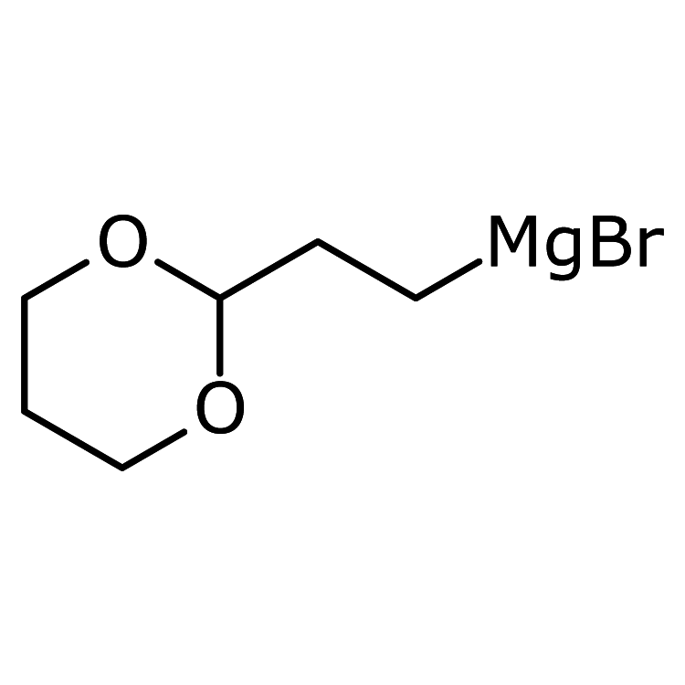 [2-(1,3-dioxan-2-yl)ethyl]magnesium bromide, 0.5M in THF