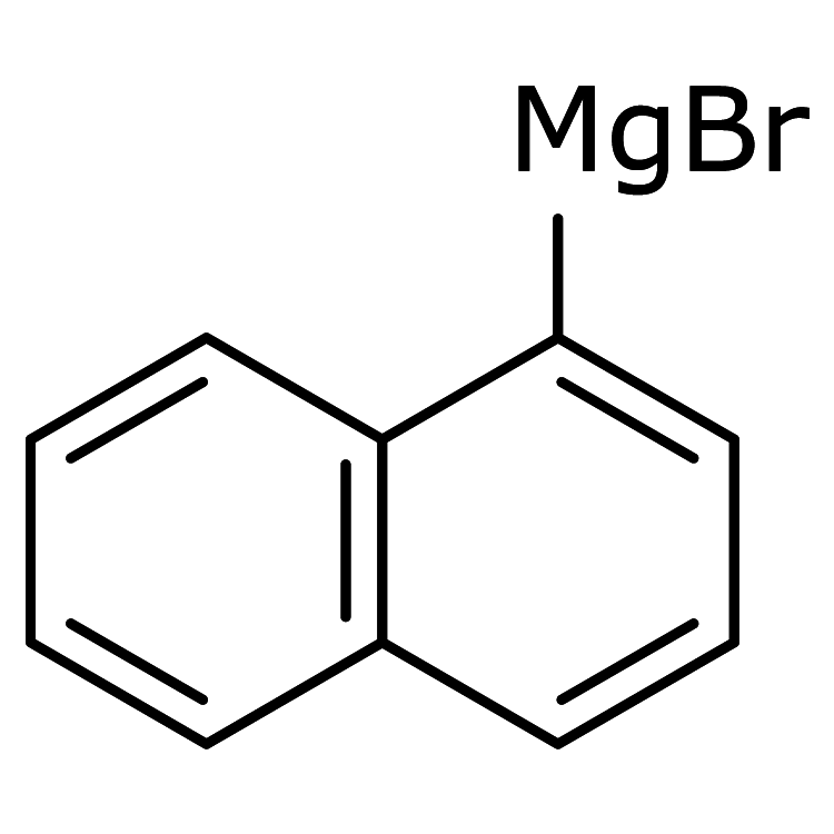 1-Naphthylmagnesium bromide, 0.25M in THF
