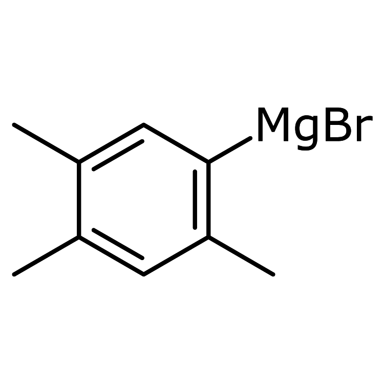 2,4,5-Trimethylphenylmagnesium bromide, 0.5M in THF