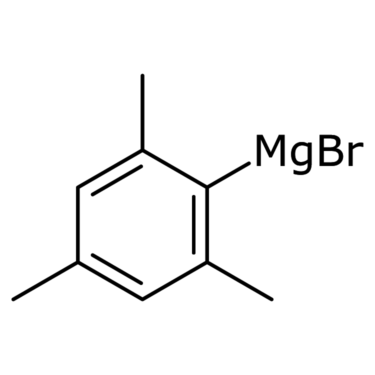 2,4,6-Trimethylphenylmagnesium bromide, 0.5 M in THF
