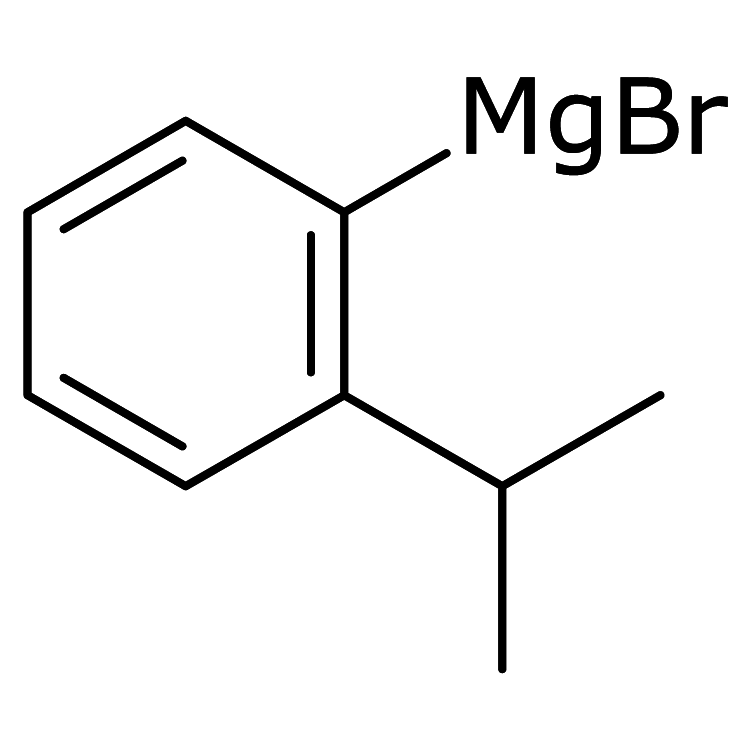 2-iso-Propylphenylmagnesium bromide, 0.5 M in THF