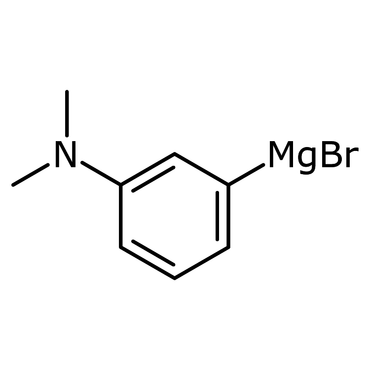 3-(Dimethylamino)phenylmagnesium bromide, 0.5M in THF