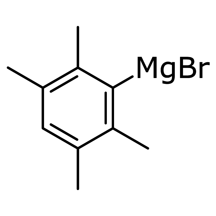 2,3,5,6-Tetramethylphenylmagnesium bromide, 0.5 M in THF