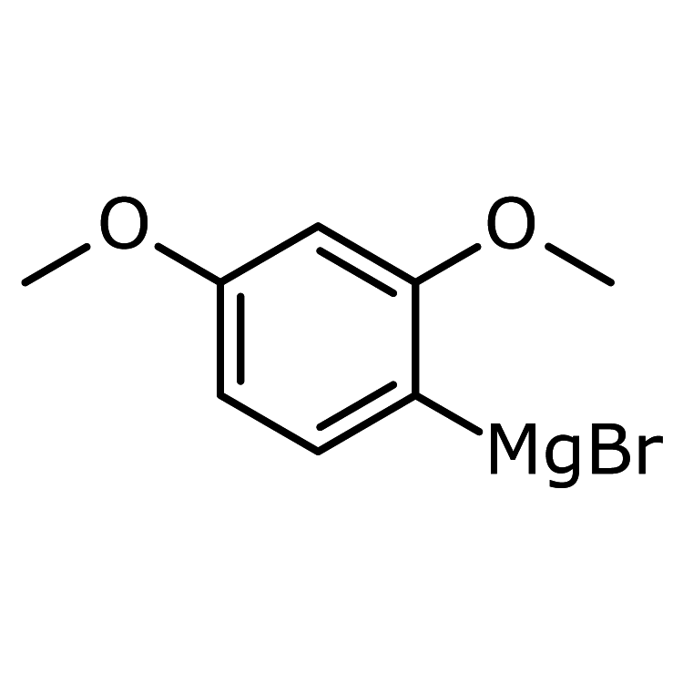 2,4-Dimethoxyphenylmagnesium bromide, 0.5 M in THF