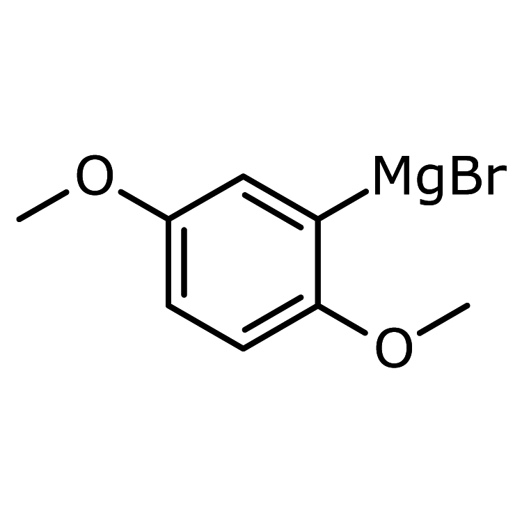 2,5-Dimethoxyphenylmagnesium bromide, 0.5 M in THF