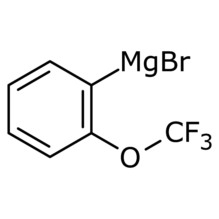2-(Trifluoromethoxy)phenylmagnesium bromide, 0.5 M in THF