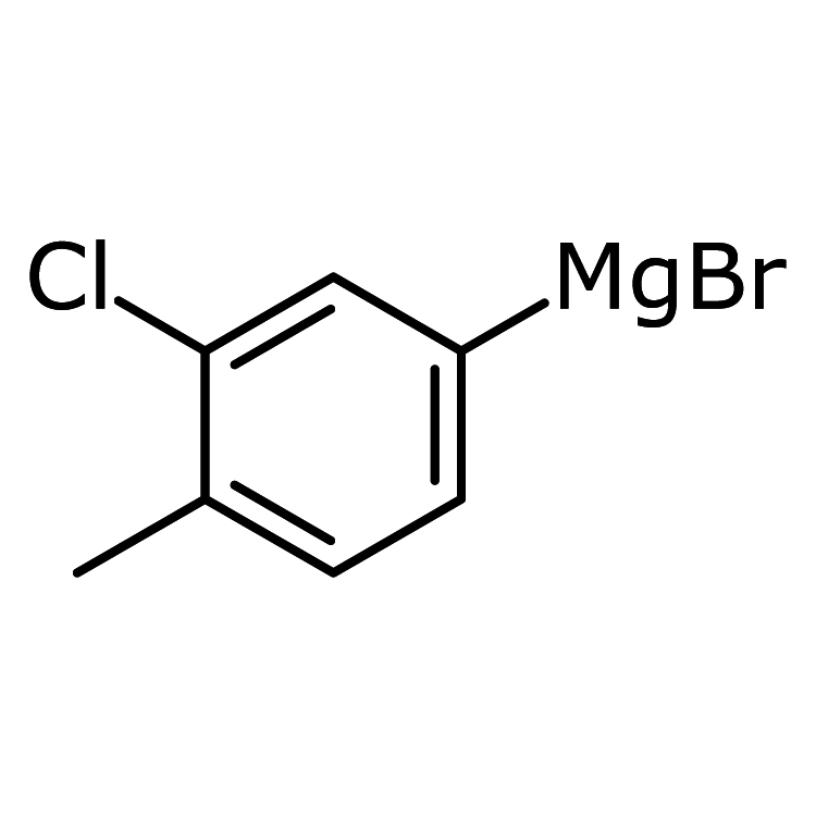 3-Chloro-4-methylphenylmagnesium bromide, 0.5 M in THF