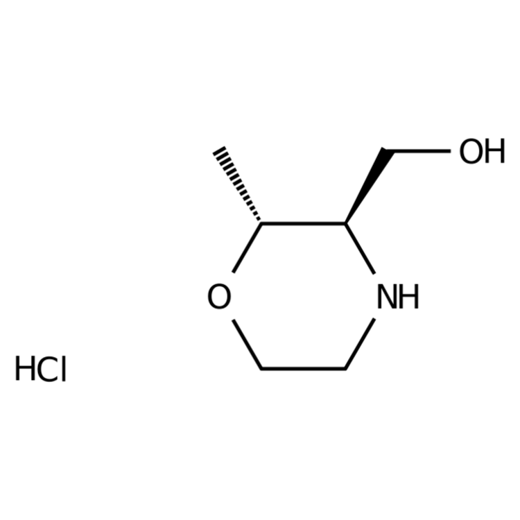 ((2R,3R)-2-Methylmorpholin-3-yl)methanol hydrochloride