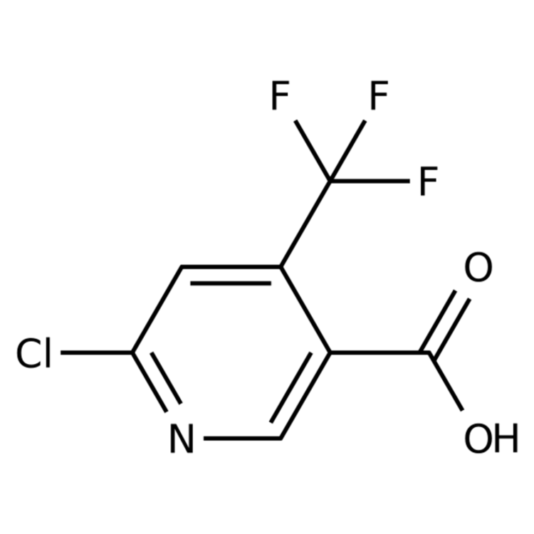 6-Chloro-4-(trifluoromethyl)nicotinic acid