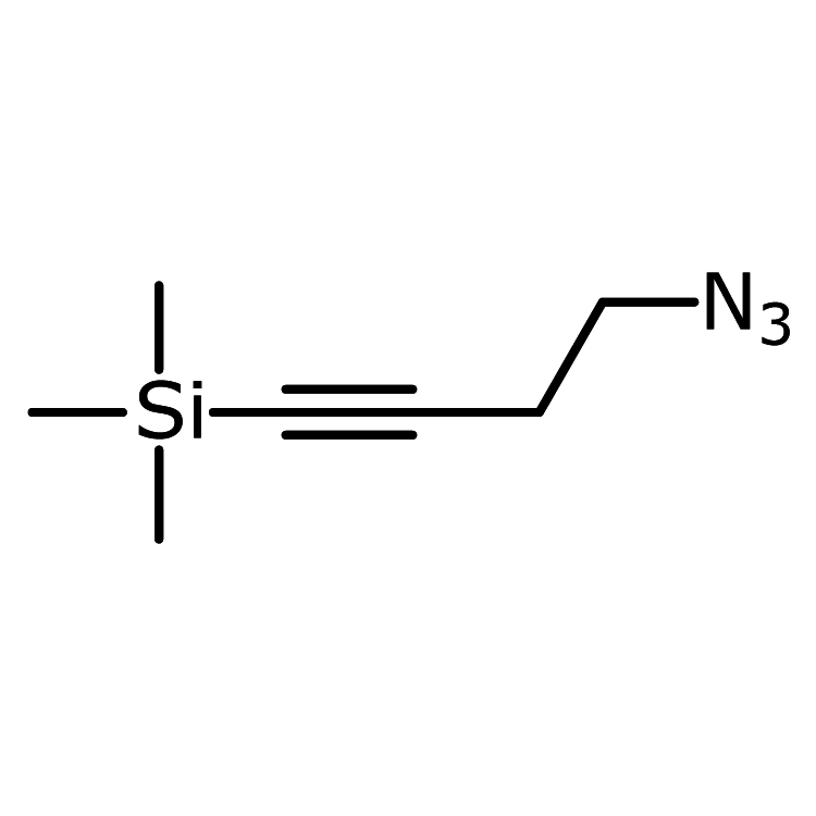 4-Azido-1-(trimethylsilyl)-1-butyne