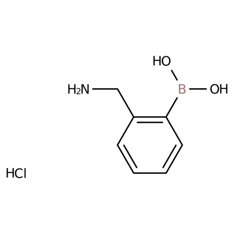 (2-(Aminomethyl)phenyl)boronic acid hydrochloride