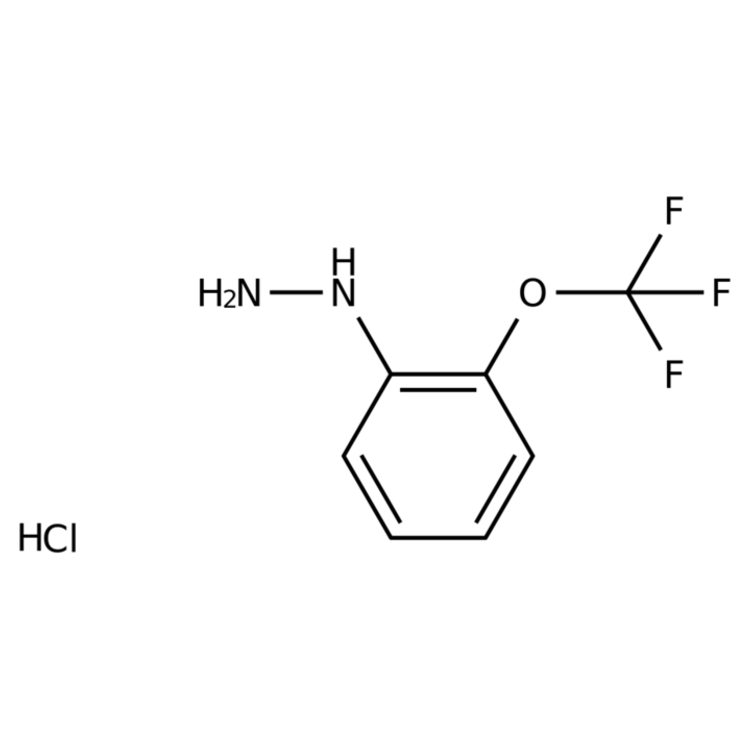 (2-(Trifluoromethoxy)phenyl)hydrazine hydrochloride