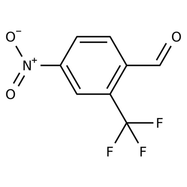 4-Nitro-2-(trifluoromethyl)benzaldehyde