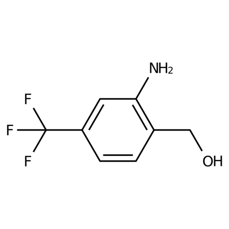 (2-Amino-4-(trifluoromethyl)phenyl)methanol