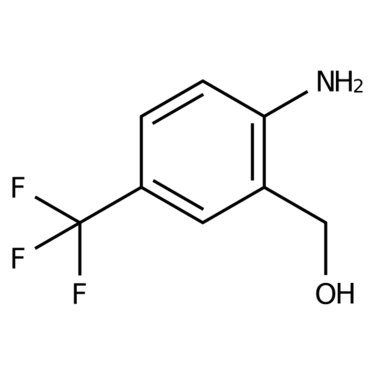 (2-Amino-5-(trifluoromethyl)phenyl)methanol