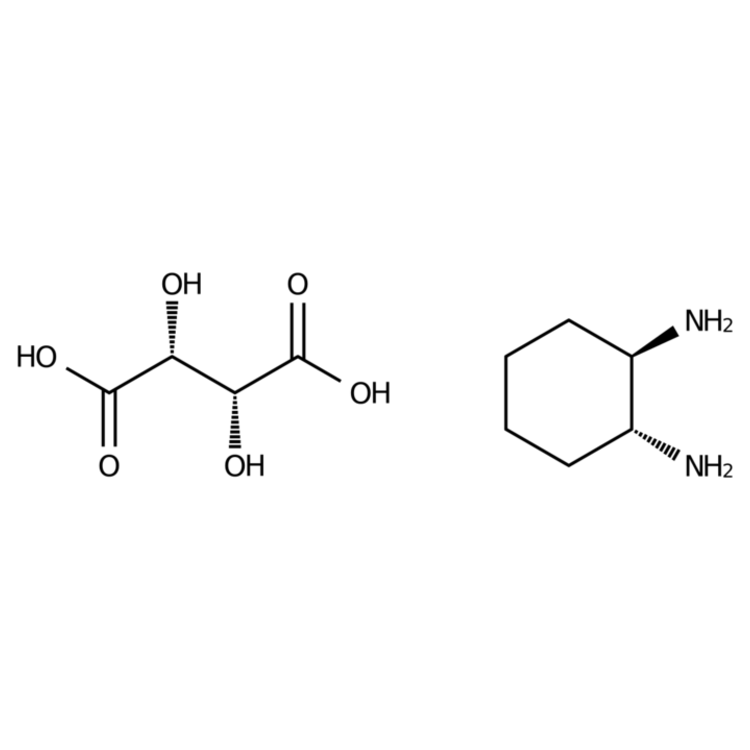 (1R,2R)-Cyclohexane-1,2-diamine (2R,3R)-2,3-dihydroxysuccinate