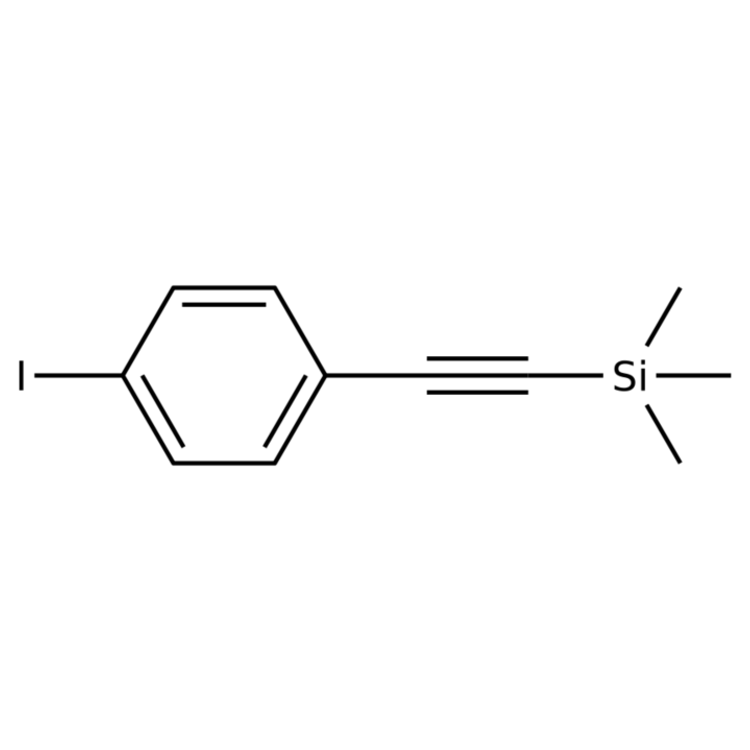 ((4-Iodophenyl)ethynyl)trimethylsilane